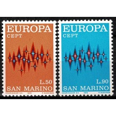 1972 SAN MARINO EUROPA CEPT...