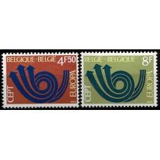 1973 BELGIO EUROPA CEPT...