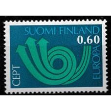 1973 FINLANDIA EUROPA CEPT...
