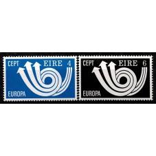1973 IRLANDA EUROPA CEPT...