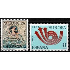 1973 SPAGNA EUROPA CEPT...