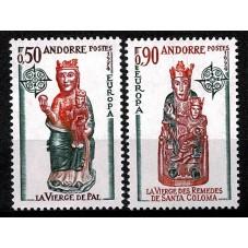 1974 ANDORRA FRANCESE...