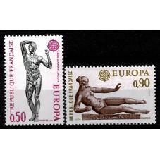 1974 FRANCIA EUROPA CEPT...