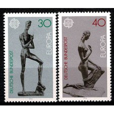1974 GERMANIA EUROPA CEPT...