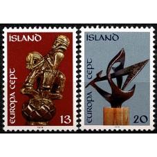 1974 ISLANDA EUROPA CEPT...