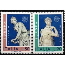 1974 ITALIA EUROPA CEPT...