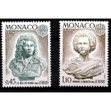 1974 MONACO EUROPA CEPT...