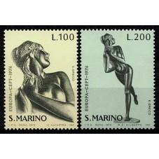 1974 SAN MARINO EUROPA CEPT...