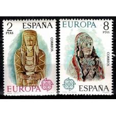 1974 SPAGNA EUROPA CEPT...