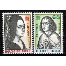 1975 BELGIO EUROPA CEPT...