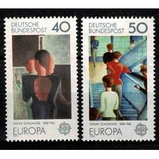 1975 GERMANIA EUROPA CEPT...