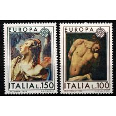 1975 ITALIA EUROPA CEPT...