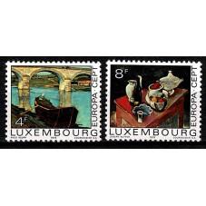 1975 LUSSEMBURGO EUROPA...