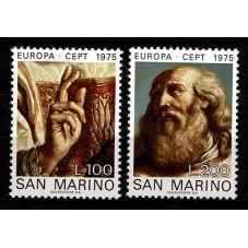 1975 SAN MARINO EUROPA CEPT...