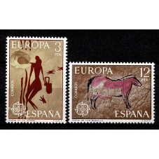 1975 SPAGNA EUROPA CEPT...