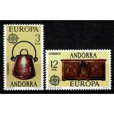 1976 ANDORRA SPAGNOLA...