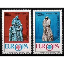1976 CIPRO TURCA EUROPA...