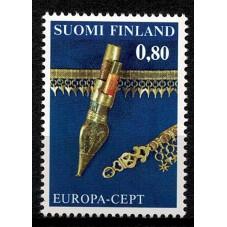 1976 FINLANDIA EUROPA CEPT...