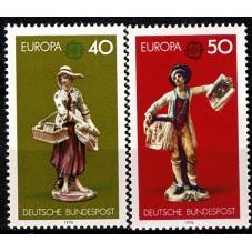 1976 GERMANIA EUROPA CEPT...