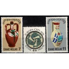 1976 GRECIA EUROPA CEPT...