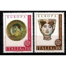 1976 ITALIA EUROPA CEPT...