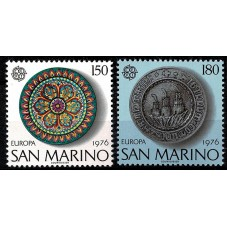 1976 SAN MARINO EUROPA CEPT...