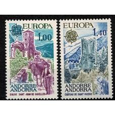 1977 ANDORRA FRANCESE...