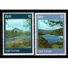 1977 IRLANDA EUROPA CEPT...