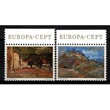 1977 JUGOSLAVIA EUROPA CEPT...