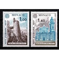 1977 MONACO EUROPA CEPT...