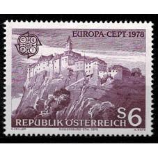 1978 AUSTRIA EUROPA CEPT...