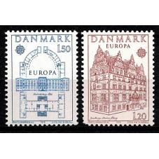 1978 DANIMARCA EUROPA CEPT...