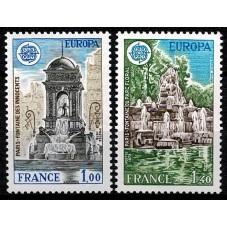 1978 FRANCIA EUROPA CEPT...