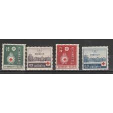 1934 GIAPPONE JAPAN  CROCE...