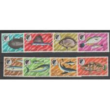 ASCENSION 1968 PESCI FISH...