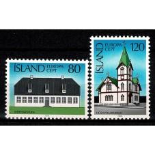1978 ISLANDA EUROPA CEPT...