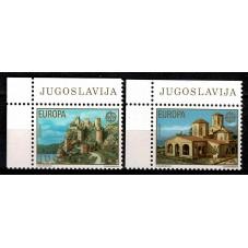 1978 JUGOSLAVIA EUROPA CEPT...