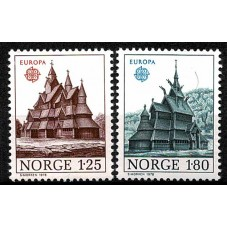 1978 NORVEGIA EUROPA CEPT...