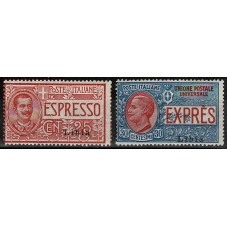 1915 LIBIA ESPRESSI...