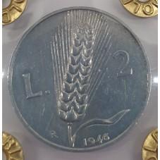 1946 ITALIA REPUBBLICA LIRE...
