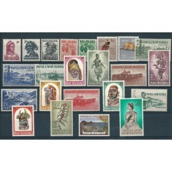 PAPUA  NEW GUINEA 1958-64...