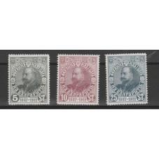 1912  BULGARIA 25 REGNO 3...
