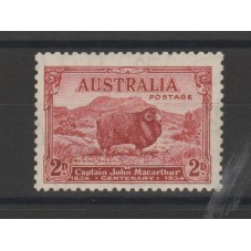 1934 AUSTRALIA  PECORE...