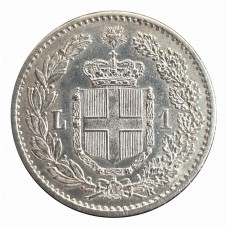 1900 REGNO D'ITALIA MONETA...