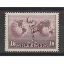 AUSTRALIA 1948 GIORGIO VI°...