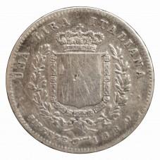 1860 RE ELETTO V. EMANUELE...