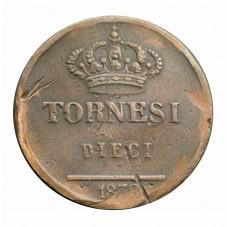 1838 REGNO DUE SICILIE...