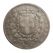 1872 REGNO ITALIA SCUDO...