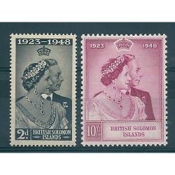 BRITISH SOLOMON ISLANDS...