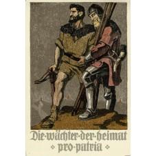 1910 SVIZZERA CARTOLINA...
